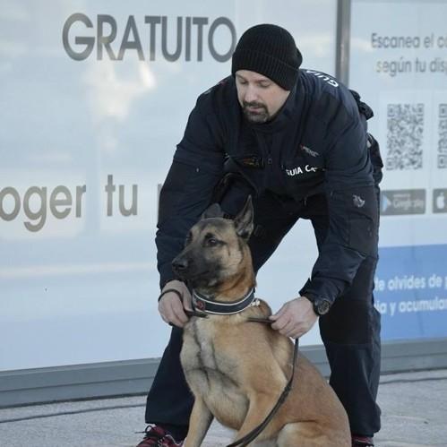 Uniformes Unidades Caninas