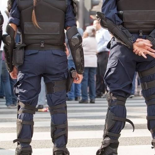 Uniformes policia